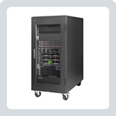 AcoustiRACK Active Acoustic Server / Data Cabinet