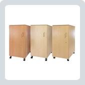 Orion Acoustic Wood Soundproof Server Cabinet