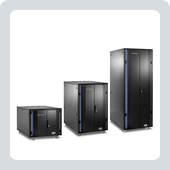 UCoustic Active Noise Reducing 19 inch Rackmount Server Cabinet