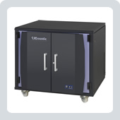 UCoustic Mini Cabinet for Comms and Networking Equipiment